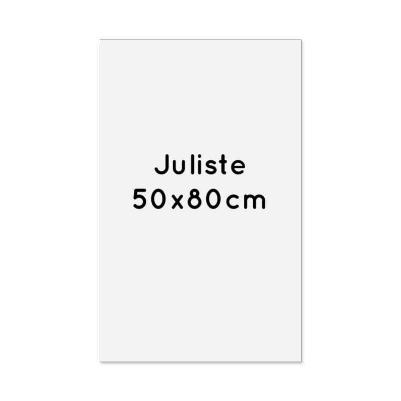 Juliste 50x80cm