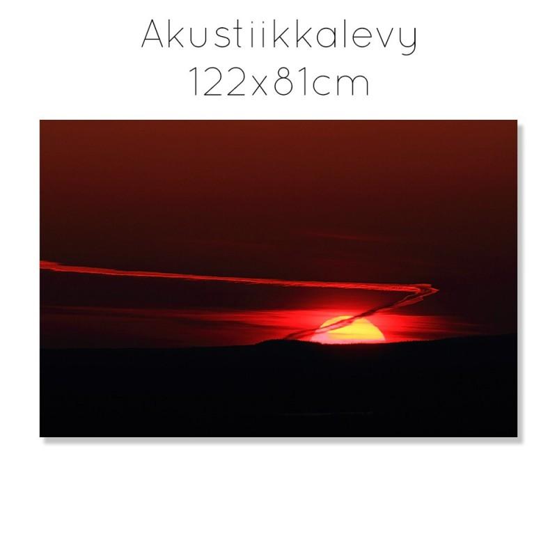 Akustiikkalevy 122x81cm